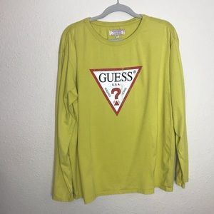 Guess LS RN Nicole Sweater